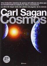 Carl Sagan Cosmos Contacto Dragones del Eden 8 libros digitales en PDF