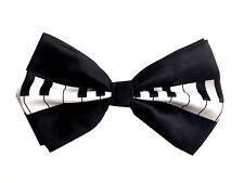 Tuxedo Classic Piano BowTie Neckwear Adjustable Men's Bow Tie