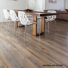 LOOSE LAY ANTIQUE OAK Vinyl Flooring planks floor DIY NO floating click NO glue