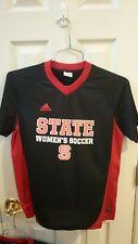 Medium Adidas Climalite Woman's Shirt Nc State Womens Soccer