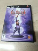Arc The Lad Twilight Of The Spirits PlayStation 2 PS2