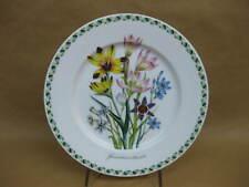 """Portmeirion The Ladies Flower Garden Jane Loudon ~ Geissorhiza Obtusata ~ 7"""""""
