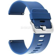 Silicone Fitness Wrist Strap For Fitbit Blaze Smart Watch & Screen Protector