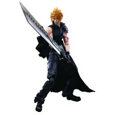 Officially Licensed Final Fantasy Cloud Strife Play Arts Kai Action Figure