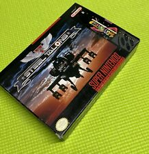 Steel Talons  * Snes Box Only * Super Nintendo Original box