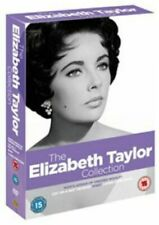 Elizabeth Taylor The Collection 5051892072113 With Paul Newman DVD Region 2