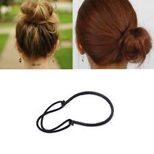Women DIY Fashion Hair Twist Styling Maker Braid Bun Clip Tool Hair Accessories