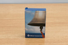 Holland America Line Playing Cards - Bell Design Free Shipping!