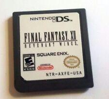 Nintendo Gameboy DS Dsi Dsl 3DS 2DS Game ~ FINAL FANTASY REVENANT WINGS ~  Rpg