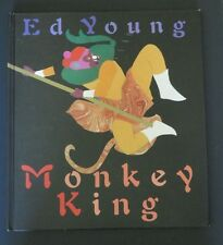 MONKEY KING Hardcover Picture Book 1st Printing Ed Young