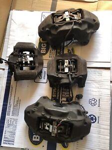 Front /& Rear BRAKE PADS Set FIT VW TOUAREG 2003-2010 CBP11311 CBP16062