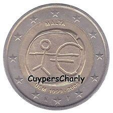 Malta 2009 2€ UNC 10 jaar Euro EMU