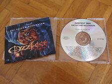 BLACK SABBATH SLIPKNOT MARILYN MANSON LININ PARK RARE EURO CD acetate album