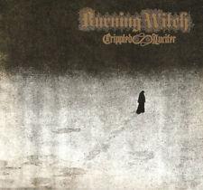 Burning Witch - Crippled Lucifer 2 x CD - USED Metal Album Asva Sunn DOOM DRONE