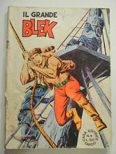 Il Grande Blek 9 edizioni Dardo 1970 fumetto