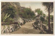 Vintage Postcard - Torquay, Rock Walk (Photochrom) - Unposted 2345