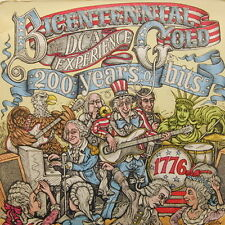 "12"" DCA Experience Bicentennial Gold 70`s private stock records"