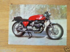 MOTO GUZZI V7 SPORT POSTCARD MOTORCYCLE MOTORRAD