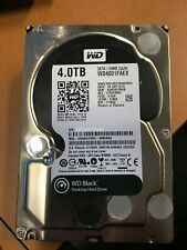 WD BLACK 4TB PERFORMANCE DESKTOP HARD DISK DRIVE - 7200 RPM SATA 6GB/S 64MB