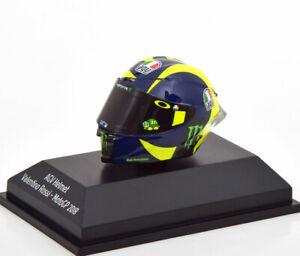 1:8 Minichamps AGV helmet Moto GP  Rossi 2018