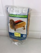 CASUAL CANINE Hot Dog Costume Small Pet NEW