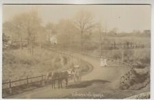 South Africa postcard - Entrance into George P/U 1913 (A37)