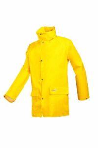 Flexothane Essential Jacket 4145 Jakarta, Yellow, Size Medium