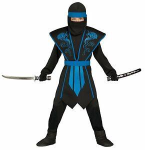 Ninjago Kinderkostüm Cyber Ninja Krieger 140 8-10 Jahre Kinder Ninjakostüm