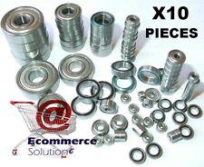 LOT 10 ROULEMENT A BILLES ETANCHE 6204 2RS 20X47X14 mm 6204 2 rs