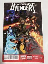 Uncanny Avengers #20 Wolvorine Thor Dr Doom Marvel Comics
