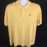 Lacoste Polo shirt Alligator logo Shirt Men's 8 3XL