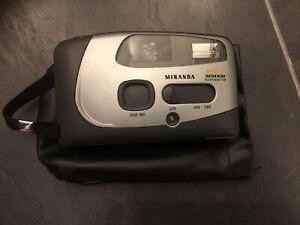 Miranda MD4 Motorwind Camera
