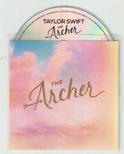 """TAYLOR SWIFT """"THE ARCHER"""" RARE NEW BRAZILIAN PROMO CD"""