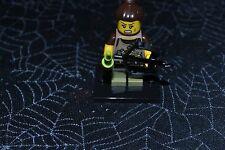 LEGO DINO HUNTER GIRL # 10 MINIFIGURE SERIES 12