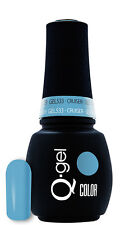 QRS Beauty Nail Lacquer GEL 533 Cruiser