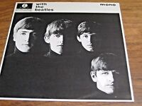 The Beatles ~With The Beatles Vinyl LP Parlophone ~PMC 1206 MONO UK ~1995 MINT!