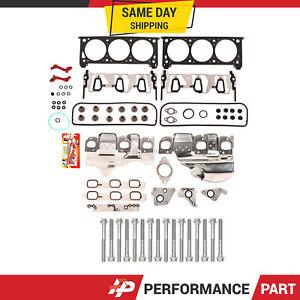 Head Gasket Bolts Set for 06-11 Buick Chevrolet Pontiac Saturn 3.5 & 3.9 OHV 12V