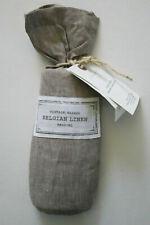 Nwt Restoration Hardware Vintage-Washed Belgian Linen King Pillow Sham Prairie