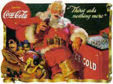 Coke Coca Cola Postcard Advertising Americana 6300-39