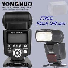 YONGNUO NEW Flash Unit Speedlite YN510EX YN-510  for Canon 1Dx 1Ds 5DIII 5DII 7D