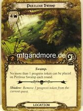 Lord of the Rings LCG - 1x Perilous Swamp #067 - The Watcher in the water