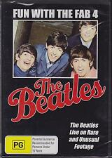 BEATLES - FUN WITH THE FAB 4 -  DVD