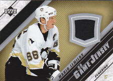 05-06 Upper Deck Mario Lemieux UD Game Jersey Series 2 SP 2005