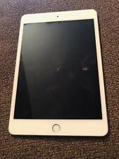 Apple iPad mini 4 16GB, Wi-Fi, 7.9in - Silver as is