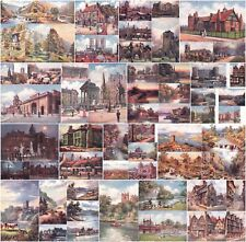 More details for hadfield cubley oilette early 20th cent oilograph postcards groups. picks your