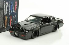 1:24 Dom's 1987 BUICK GRAND NATIONAL presque AND & FURIOUS NOIR Jada