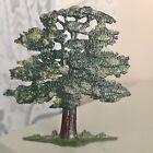 Vintage John Hill & Co Lead Oak Tree 10.5 cms