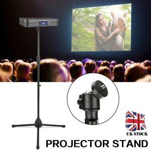 "Portable Projector Laptop Stand Table Tripod DJ Disco Karaoke Adjust 28"" To 58"""
