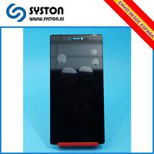Pantalla Completa Para Huawei Ascend P8 Negro LCD + Táctil diplay negro negra