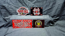 Ernie Ball Guitars 4 Sticker Set.....